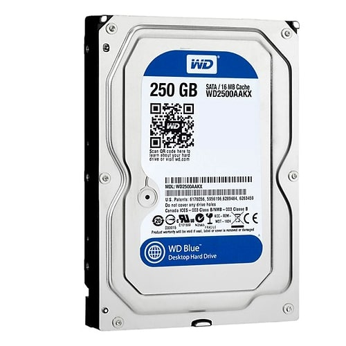 HDD WD 250GB