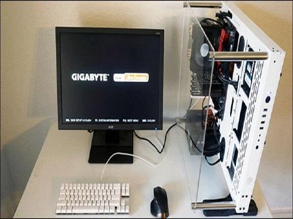 hướng dẫn lắp máy tính để bàn