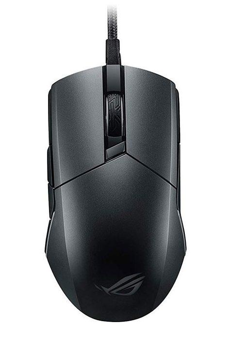 Chuột gaming asus ROG Pugio màu đen