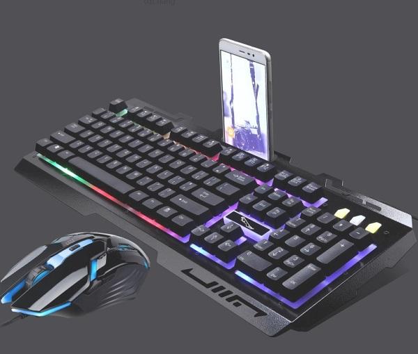 bộ bàn phím và chuột chơi game