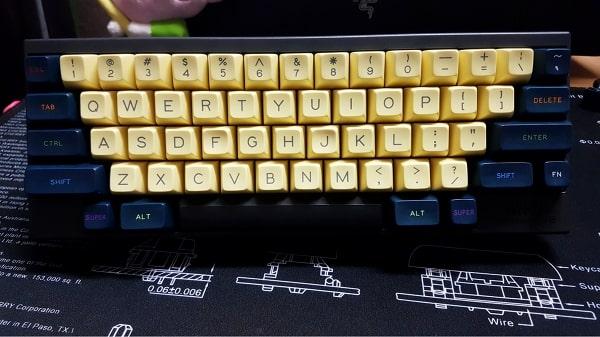 Keycap bàn phím cơ giá rẻ
