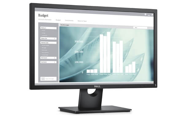màn hình máy tính dell 24 inch led full hd
