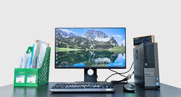 máy tính đồng bộ dell