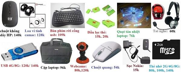 nhà phân phối linh kiện máy tính