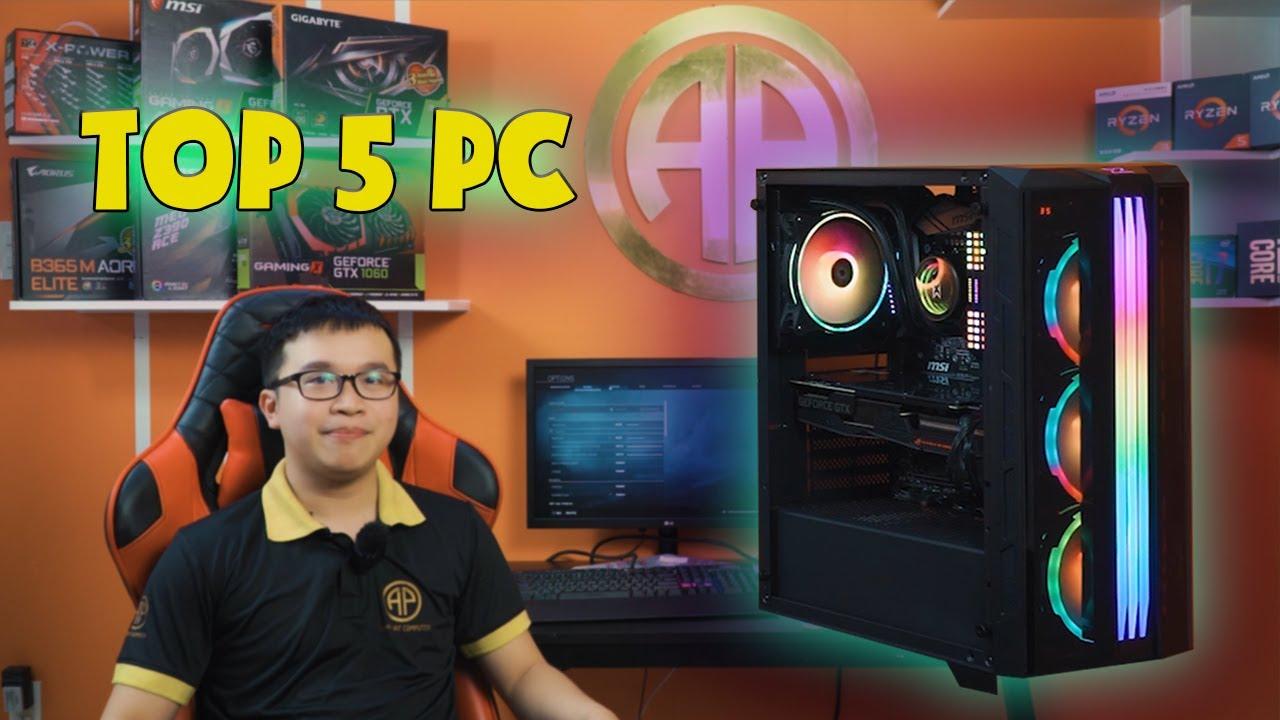 TOp 5 Cấu Hình PC Gaming Cũ Tốt Nhất