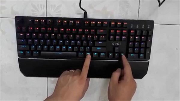 bàn phím cơ custom