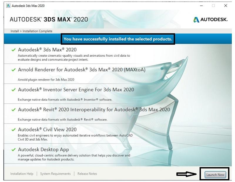 phần mềm 3dmax