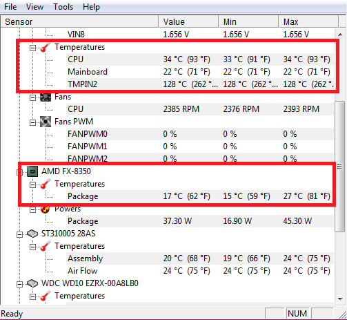 cách kiểm tra nhiệt độ cpu