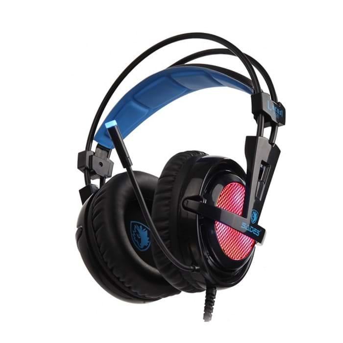 Tai nghe Sades Locust plus SA-904 RGB