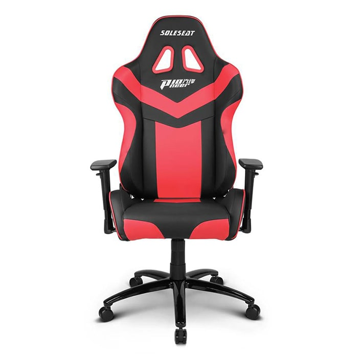 Ghế Gamer Soleseat Pionner L04 Black/Red
