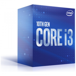 CPU Intel Core i3 10100 (3.6GHz turbo up to 4.3GHz, 4 nhân 8 luồng, 6MB Cache, 65W) BOX Xách Tay (Con)