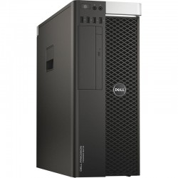 Máy Server Dell Precision T3600 Workstation Xeon E5-1620| 16GB ECC REG| SSD 240G HDD 1TB| Nvidia Quadro K2000 2G FULL BOX (Cái)