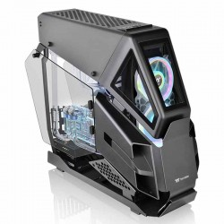 Vỏ Case Thermaltake AH T600|Black|Win|SPCC|5mm Tempered Glass*2 (Cái)