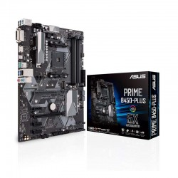 MainBoard B450-PLUS ASUS PRIME (AMD B450, Socket AM4, ATX, 4 khe RAM DDR4) (Yes)