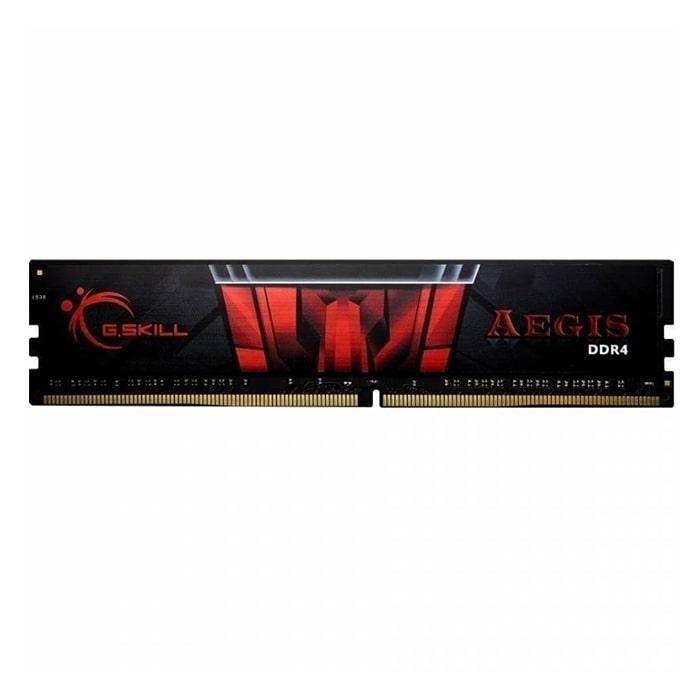 RAM Desktop Gskill Aegis 8GB DDR4 2666Mhz F4-2666C19S-8Gis (1X8GB) (Cái)