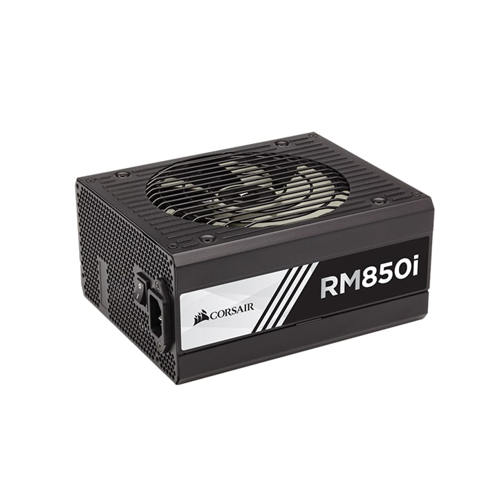 Nguồn Corsair Rm Series Rm850I 850W Modular 80 Plus Gold